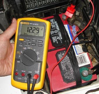 Car Battery Tester Vs Multimeter